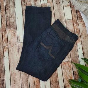 Black Label Bootcut Jeans